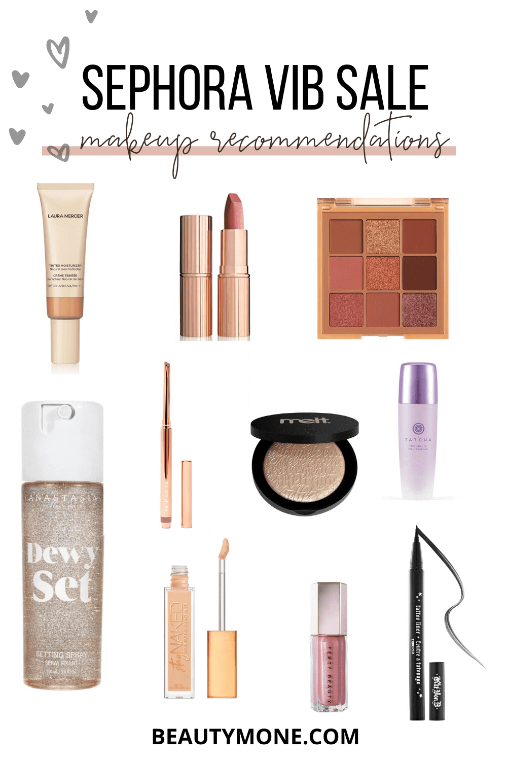 20 Sephora VIB Sale Recommendations - Makeup
