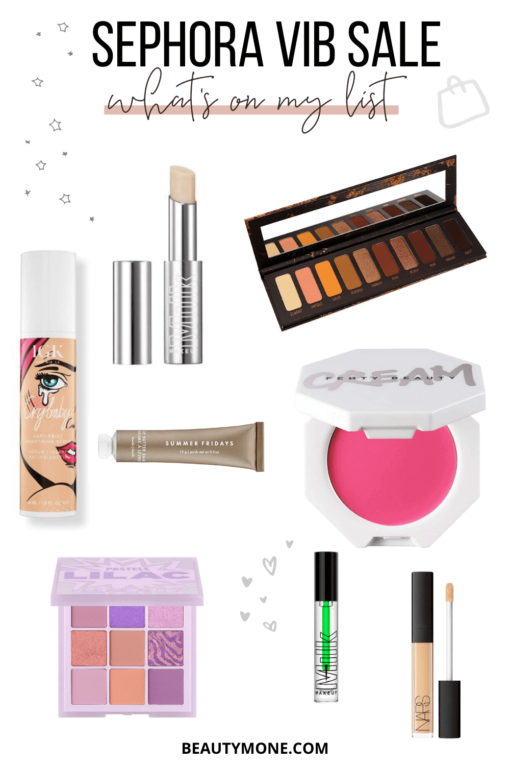 20 Sephora VIB Sale Recommendations - what's on my list