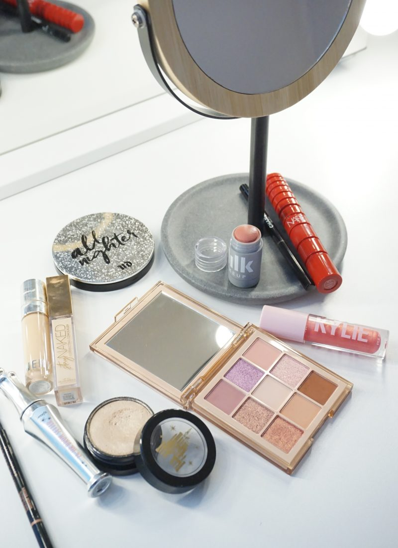 Minimal Makeup For A Day At Home