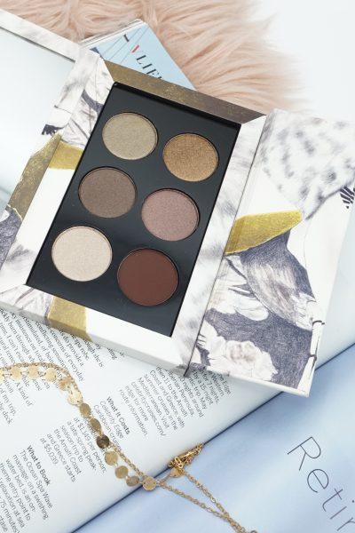Pat McGrath Labs Subliminal Platinum Bronze 6 Pan Eyeshadow Palette Review