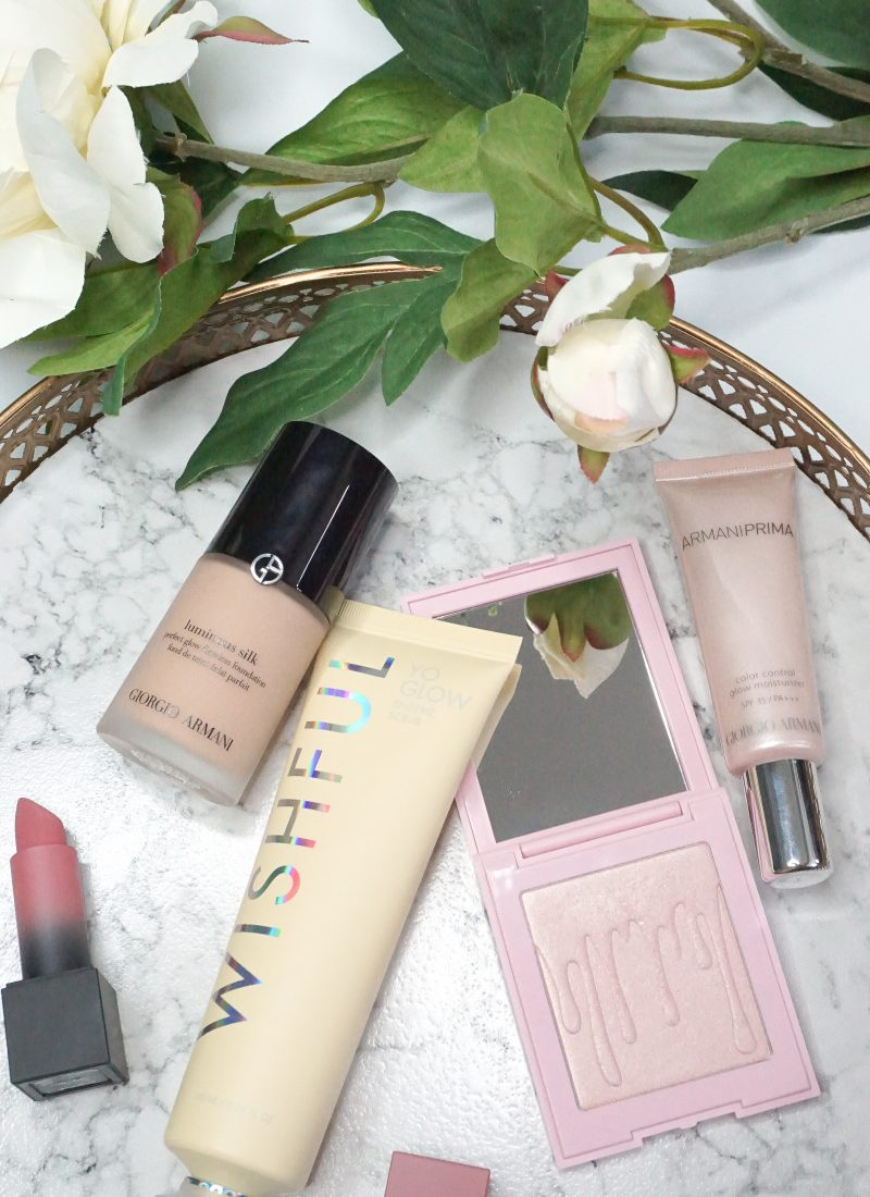My 5 Favorite Beauty Products in April