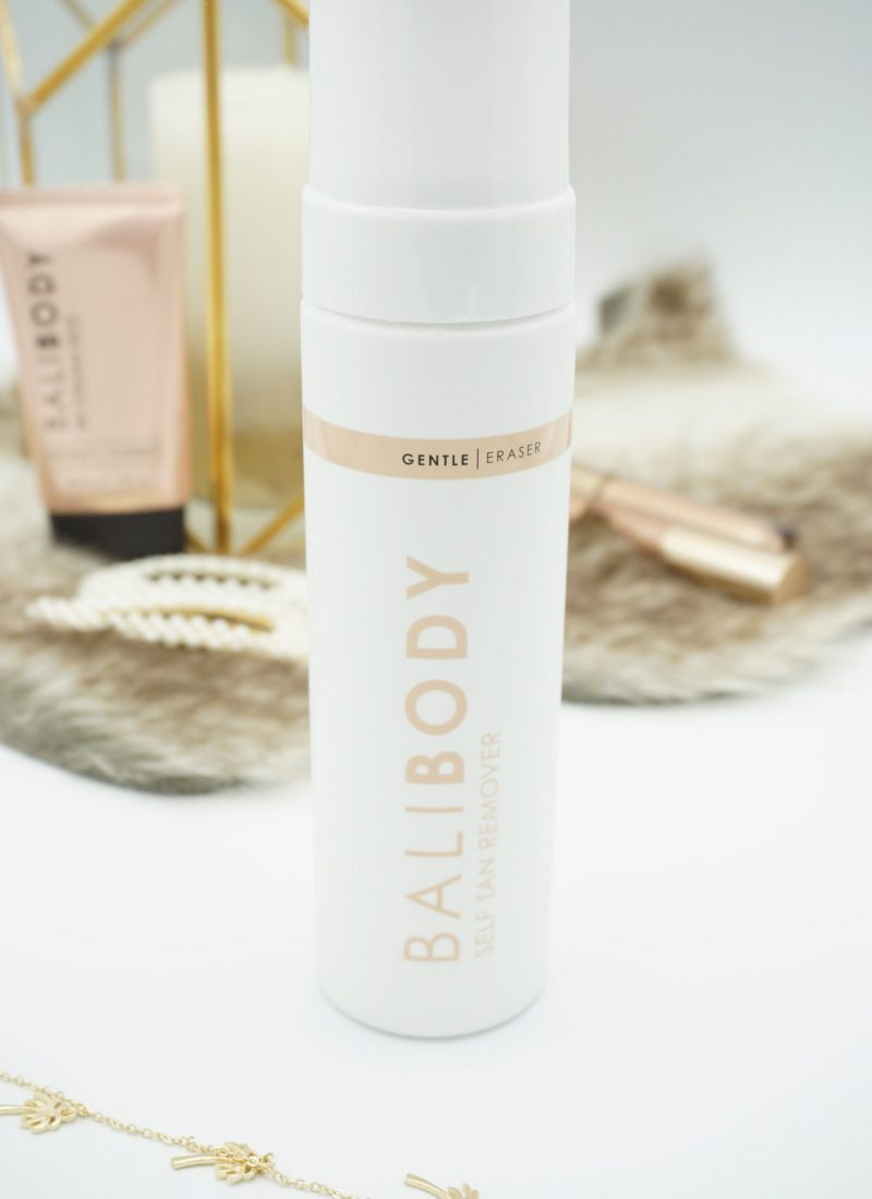 Bali Body Self Tan Remover Review