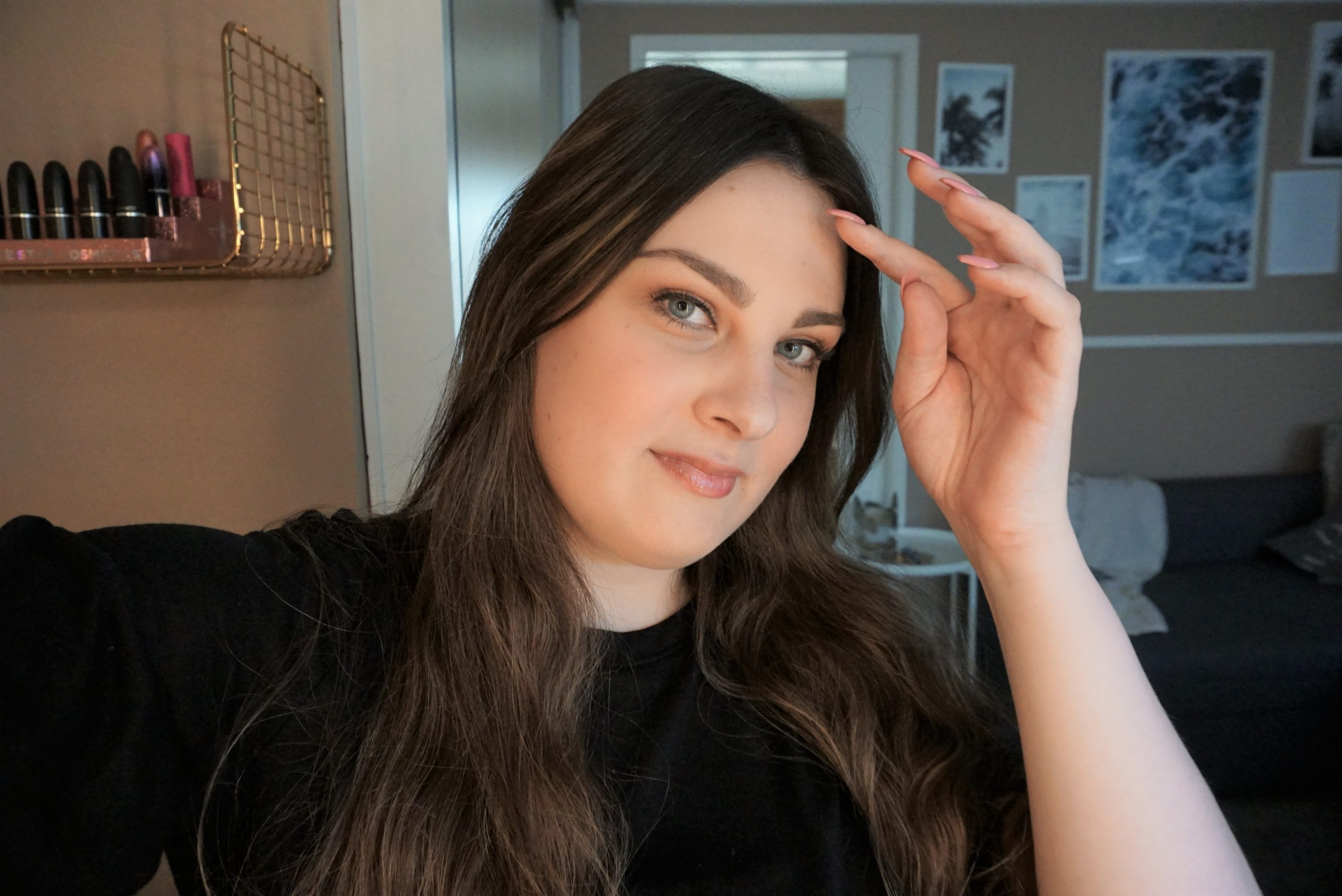 Minimal Makeup For A Day At Home ⋆ Beautymone