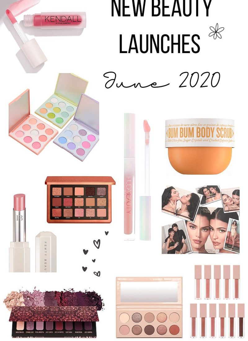 New Beauty Launches In June 2020
