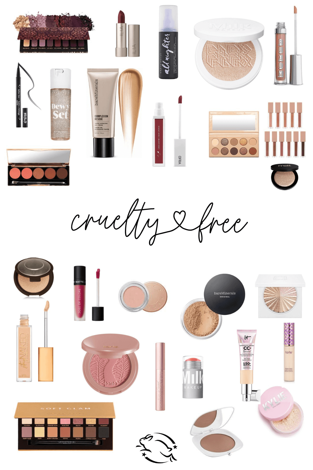 20 Amazing High-End Makeup Brands That Are Cruelty-Free ⋆ Beautymone