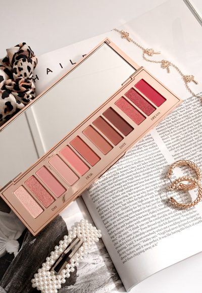 CHARLOTTE TILBURY PILLOW TALK EYESHADOW PALETTE REVIEW & SWATCHES