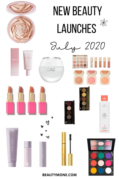 10 NEW BEAUTY LAUNCHES IN JULY 2020