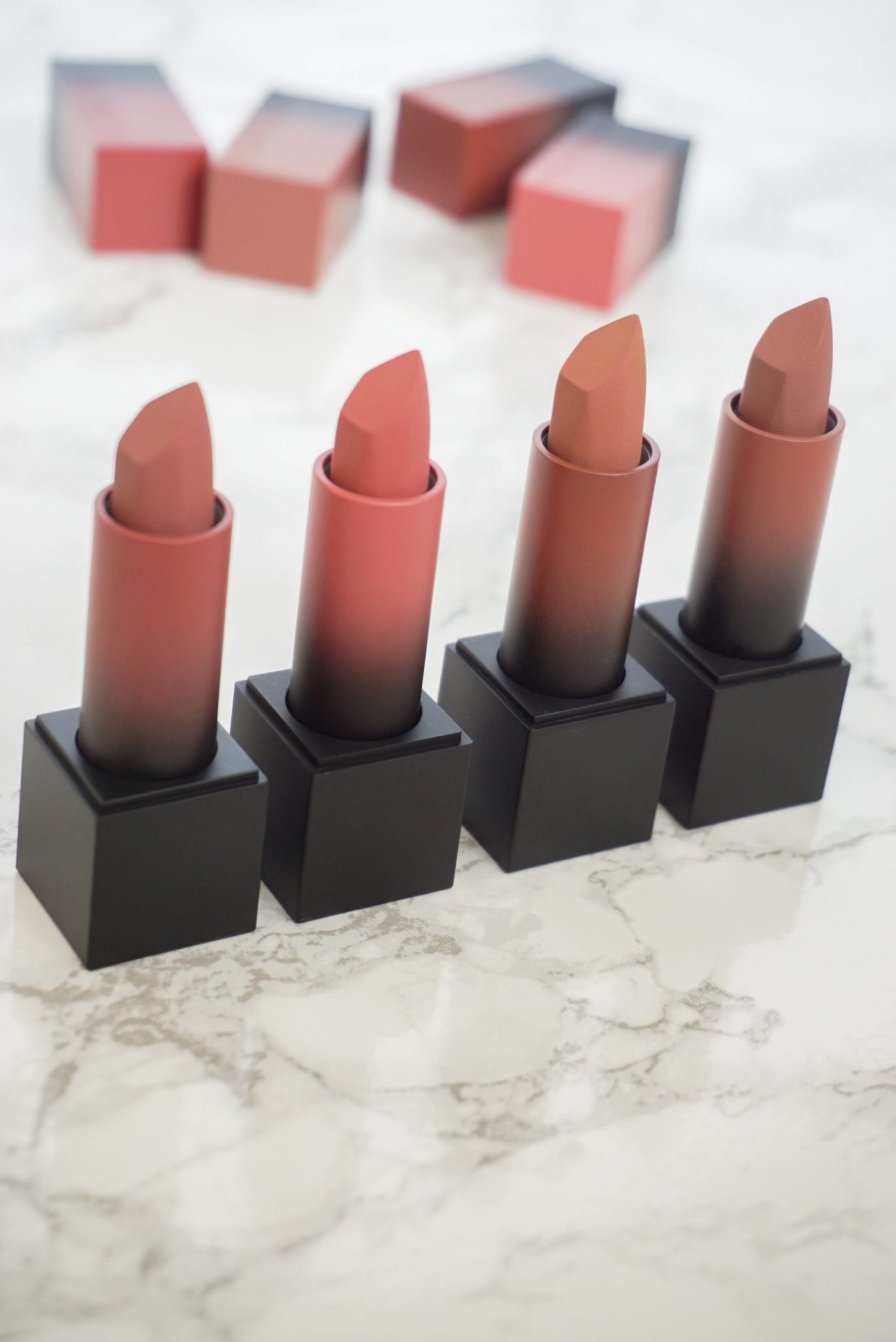 National Lipstick Day Haul: I Got 10 Huda Beauty Lipsticks During Their BOGO Sale ⋆ Beautymone