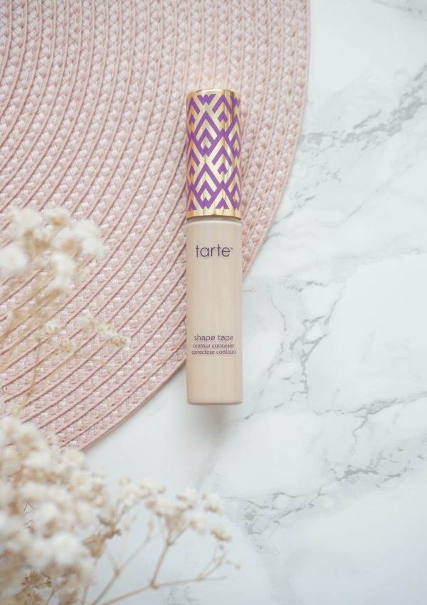 Why You Need Tarte's Bestselling Shape Tape Concealer