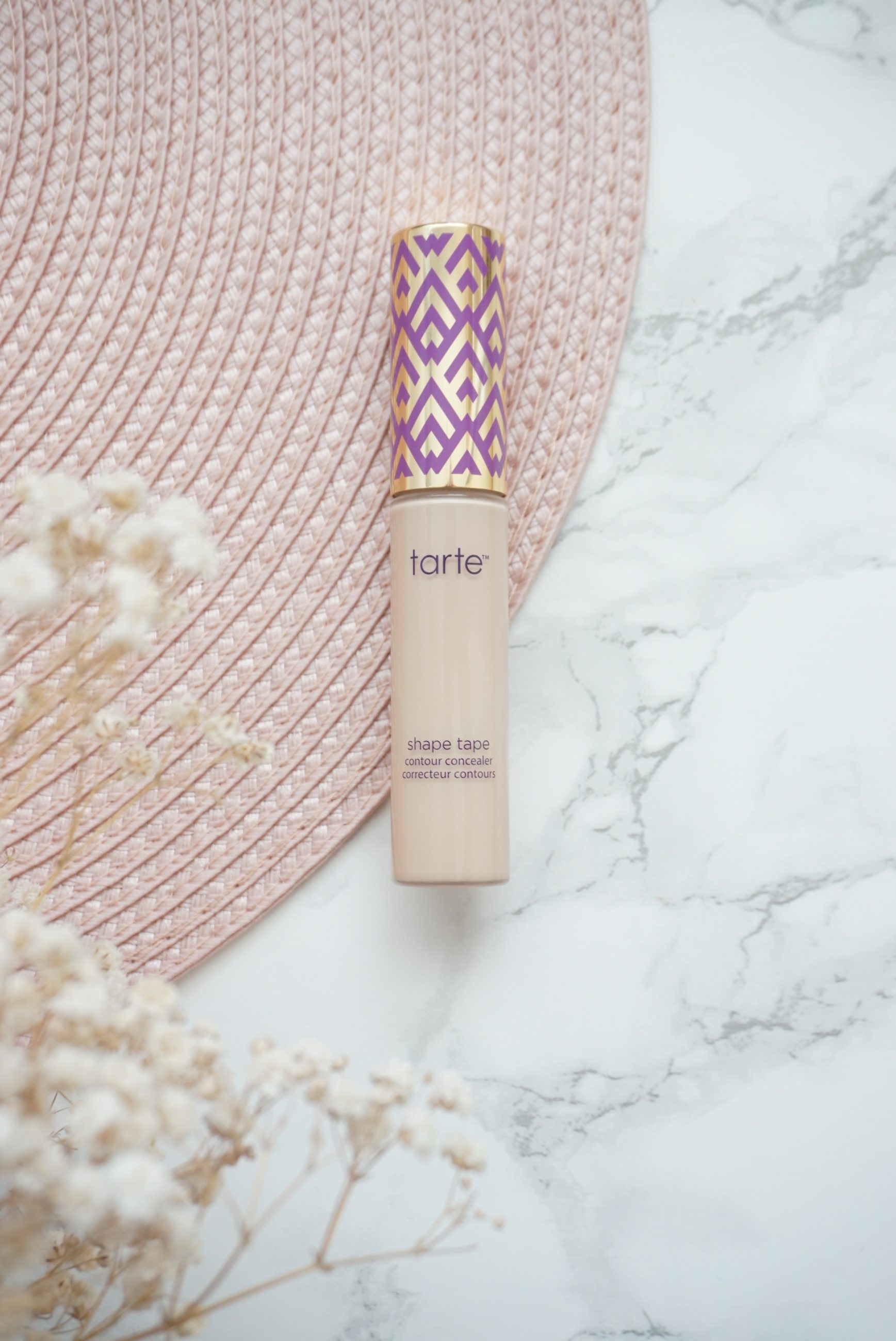 Why You Need Tarte's #1 Best-selling Shape Tape Concealer In Your Life ⋆ Beautymone