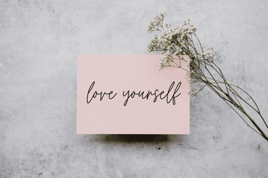 5 Tips To Learn How To Love Yourself