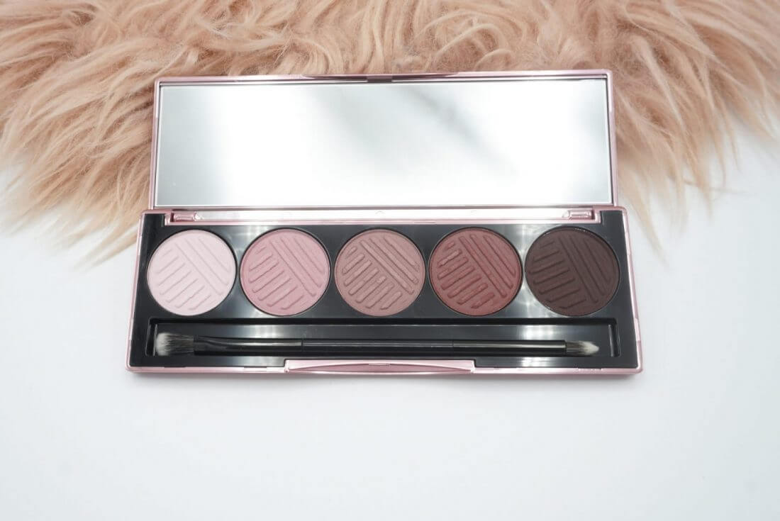 Dose of Colors Marvelous Mauves Eyeshadow Palette Review