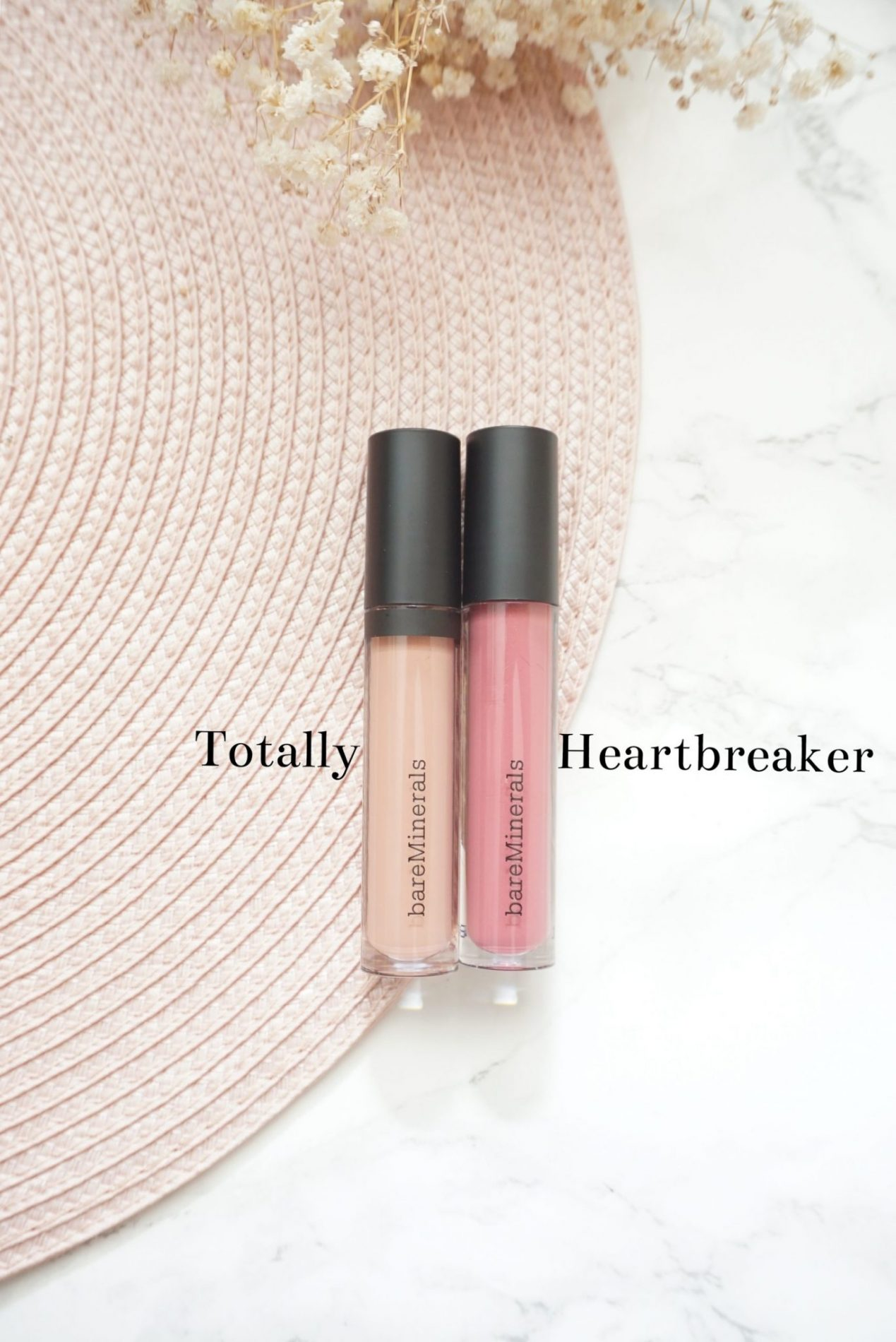 Huge bareMinerals Lipstick Haul ⋆ Beautymone