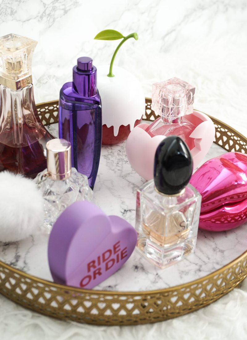 My Current & Most Loved Fragrances For Women