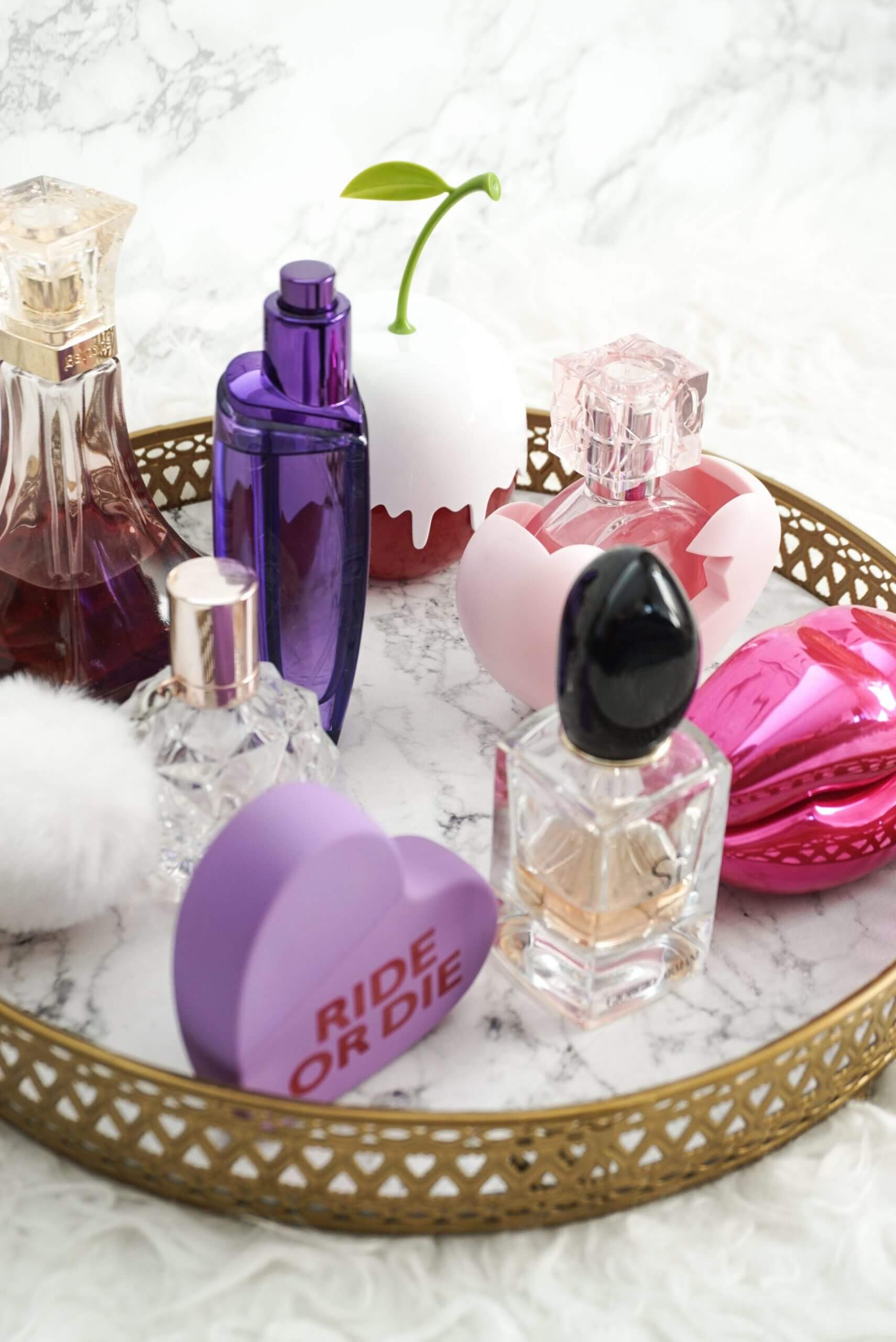 My Current & Most Loved Fragrances