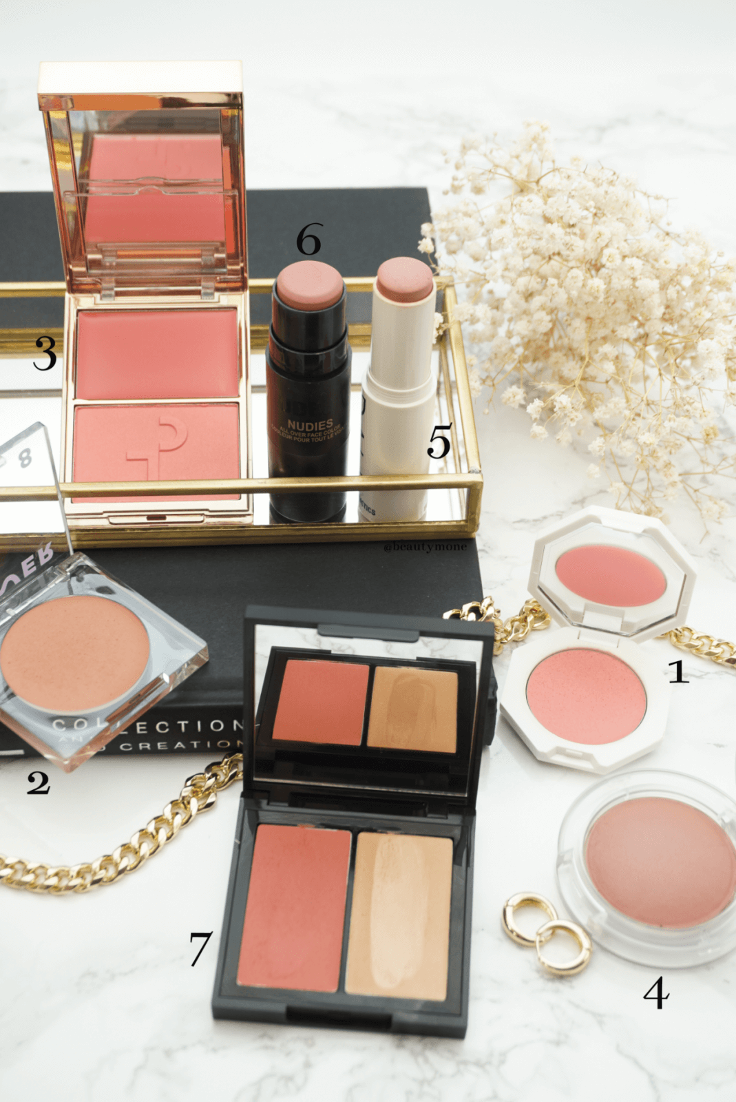 7 Amazing Cream Blushes You Need In Your Collection ⋆ Beautymone