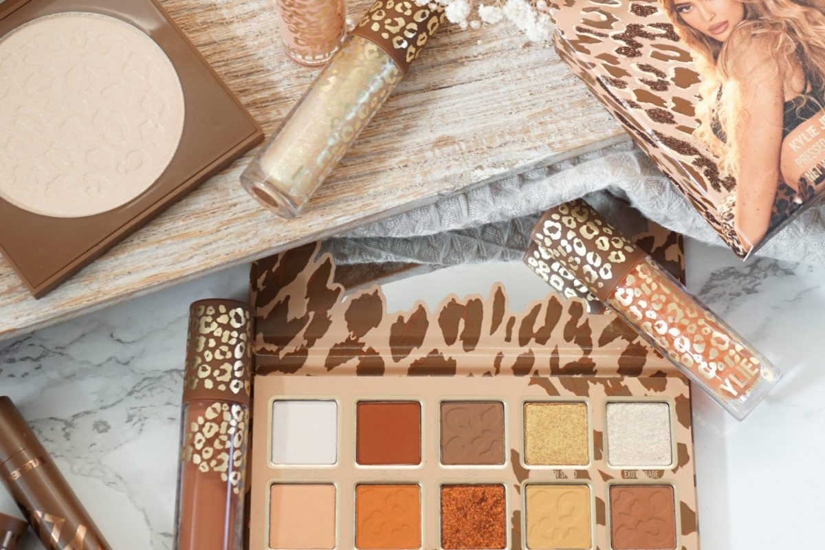 Kylie Cosmetics Leopard Collection Review