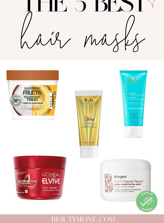 The 5 Best Hair Masks For Damaged Hair