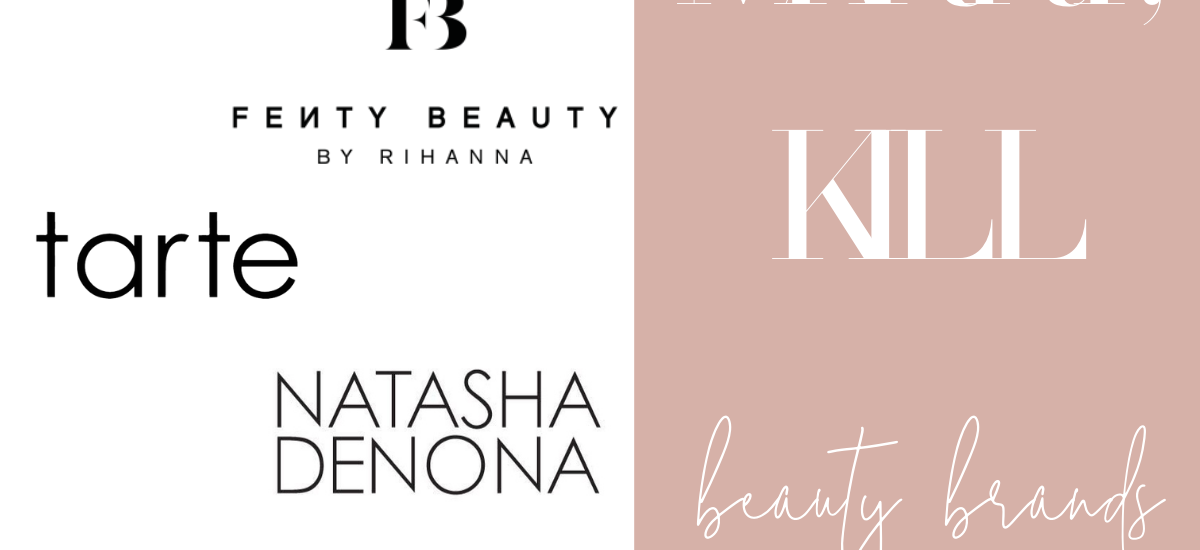 FMK Rating 10 Beauty Brands Edition