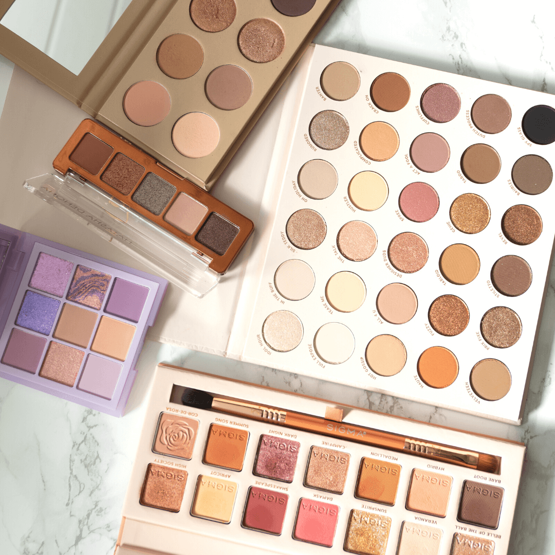 The 10 Best Eyeshadow Palettes For Spring